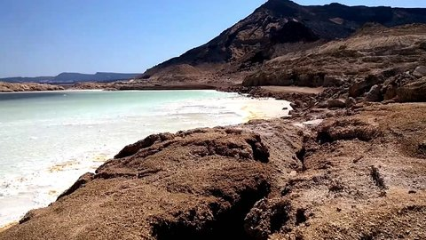 Lac Assal - Salt lake, Djibouti East Africa