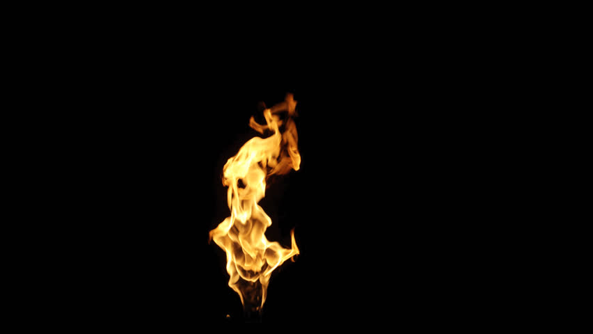 Real fire flame with alpha. Shot on RED in 4K and slow motion. Simple video-integration. Its pre-keyed and edited to retain its color when composited in your video. Version 36