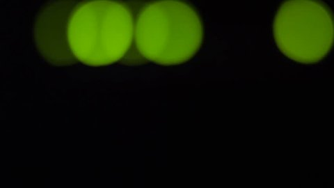 Flashing Router diodes in the dark