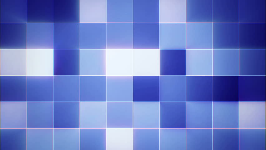 Abstract shiny animated mosaic background  | Shutterstock HD Video #25407647