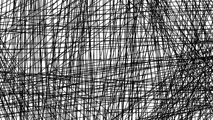 Abstract strokes background.