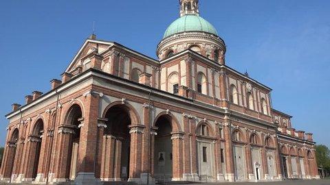 """Sanctuary """"Santa Maria del Fonte"""", Caravaggio"""