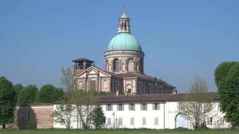 """Sanctuary """"Santa Maria del Fonte"""" in Caravaggio"""