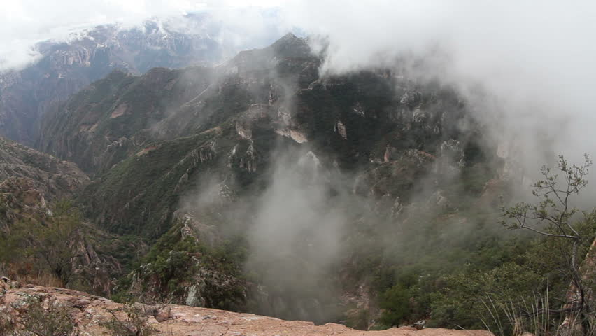 the incredible copper canyon (Barrancas del Cobre), northern mexico.