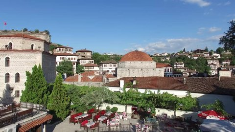 Houses of Safranbolu Turkey,