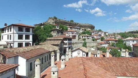 Houses of Safranbolu Turkey,