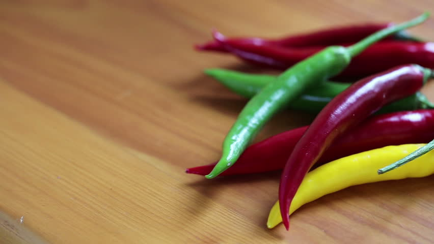 7bc8ac68928e Hot Chili Peppers. Chilli Pepper Stock Footage Video (100% Royalty ...