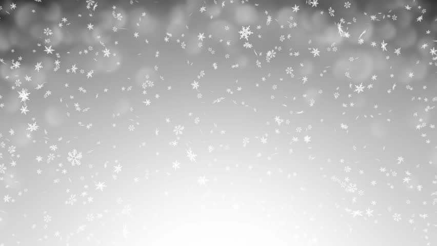 White Christmas Snow Background.Gentle Christmas Morning Snow Stock Footage Video 100 Royalty Free 2681507 Shutterstock