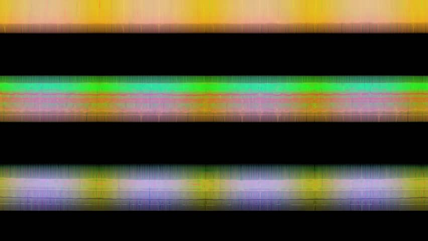 Abstract CGI motion graphics and animated background with blurred colors | Shutterstock HD Video #2684477