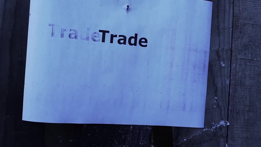 flaming word Trade