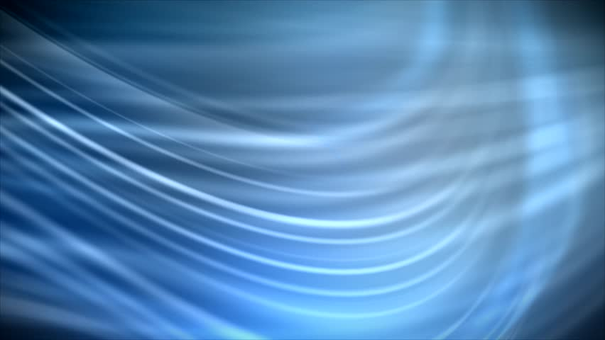 Abstract CGI motion graphics and animated background with sky blue lines