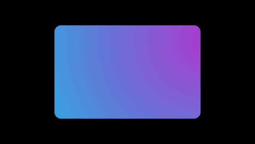01 Lower Thirds alpha channel Blue Purple | Shutterstock HD Video #27145177