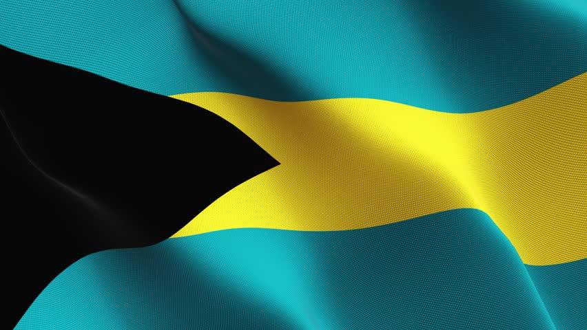 Bahamas Independence Flag