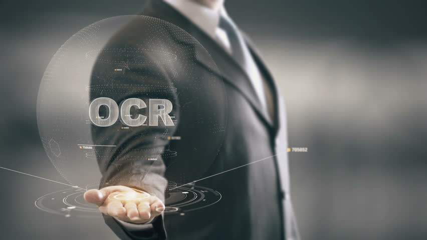 Header of ocr