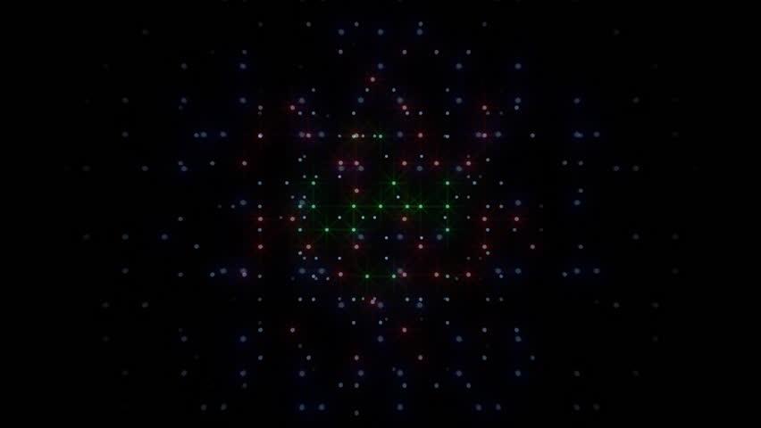 Sparkle Light Space. | Shutterstock HD Video #2734307