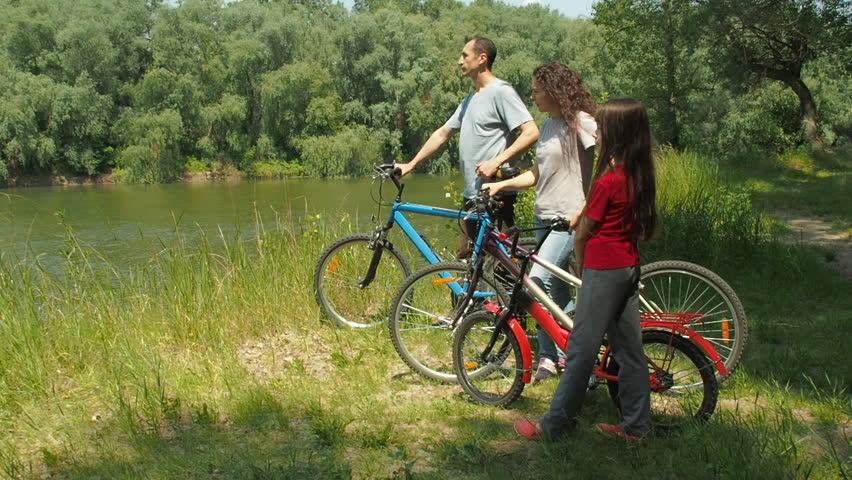 Mature Asian Couple Riding Tandem Bicycle Stock Footage Video 4656989  Shutterstock-1048