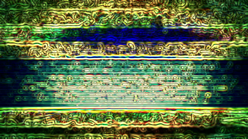 TV Noise 0604: TV static flickers and rolls (Loop).   Shutterstock HD Video #27681097