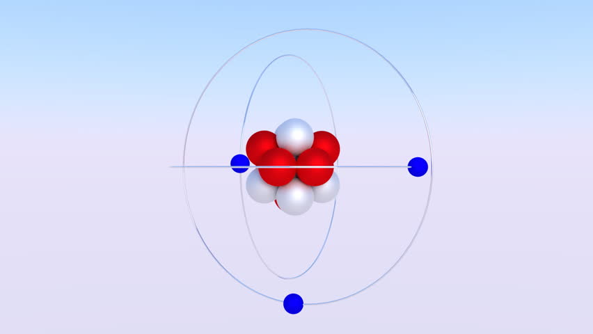 3d diagram of protons and electrons  parts  auto parts