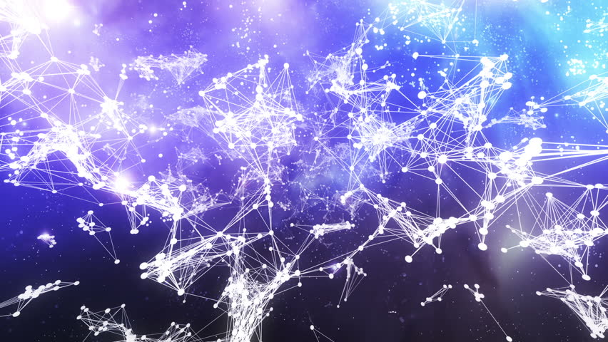 Flight through constellation - looped 3d animation | Shutterstock HD Video #2804887
