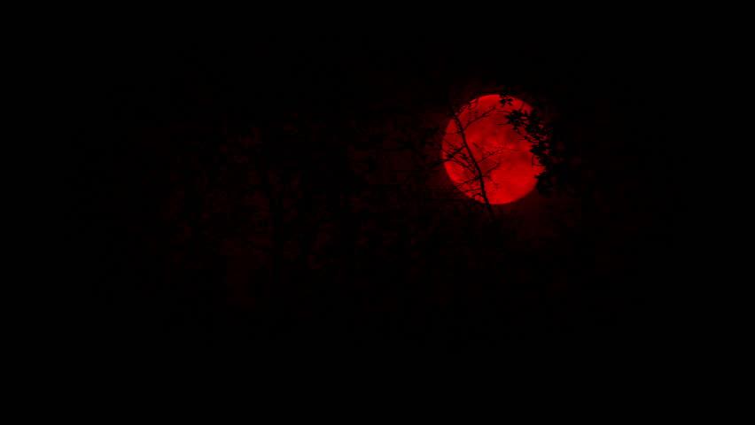 red moon nice - photo #40