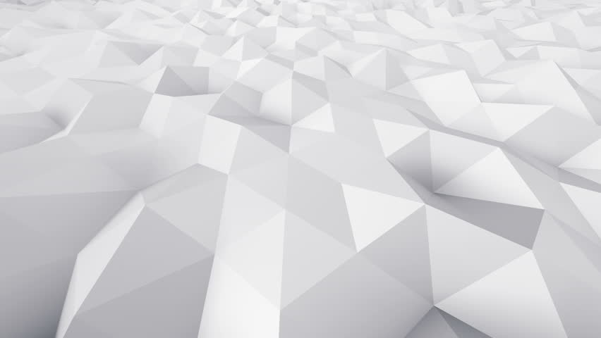 Geometric Triangle Wall waving background. | Shutterstock HD Video #28360957