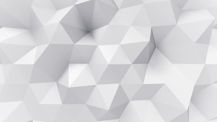 Geometric Triangle Wall waving background. | Shutterstock HD Video #28360978