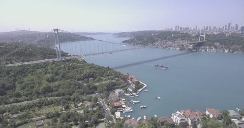 istanbul aerial drone