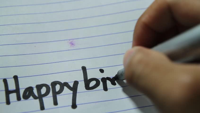 happy birthday.,Birthday greetings