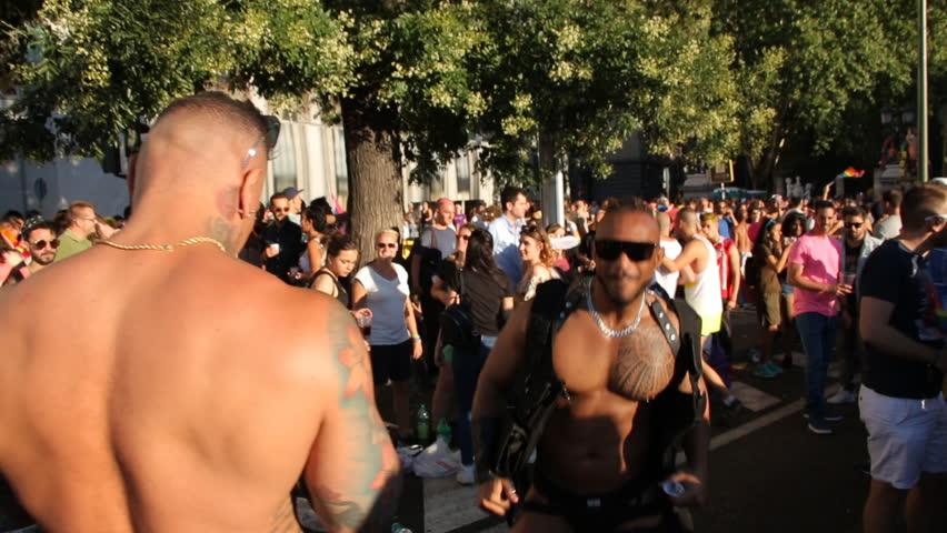 Theme, will gay pride dance parties madrid spain