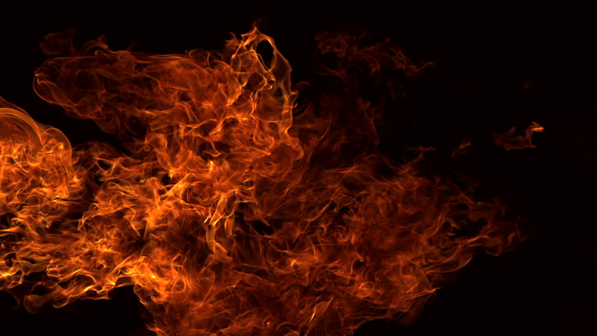 Fire ball explosion shooting with high speed camera, phantom flex.