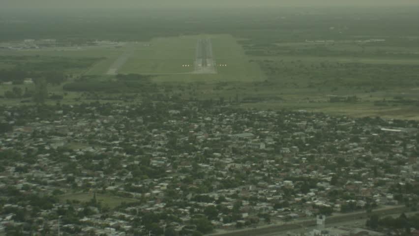 Header of airstrip