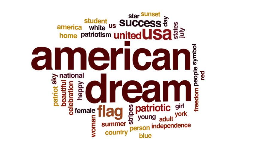 Header of American Dream