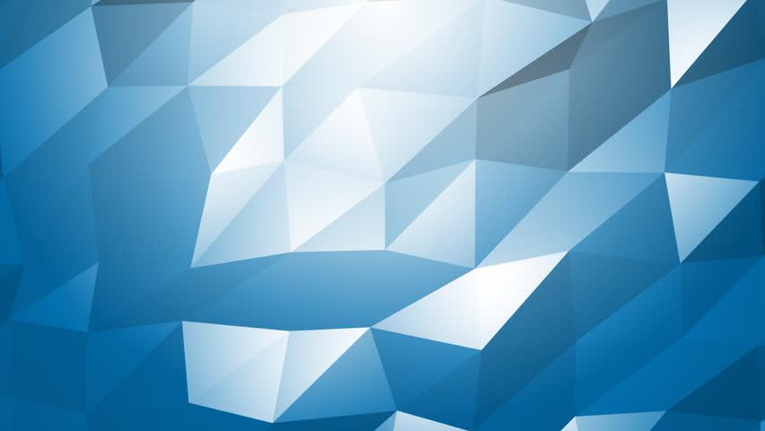 Modern Low Poly Background | Shutterstock HD Video #29067877