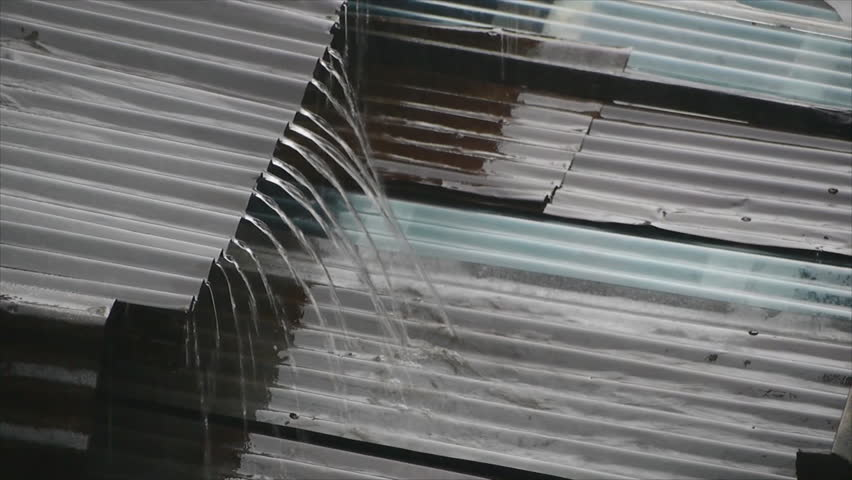 Rain in city electric line  | Shutterstock HD Video #29485117