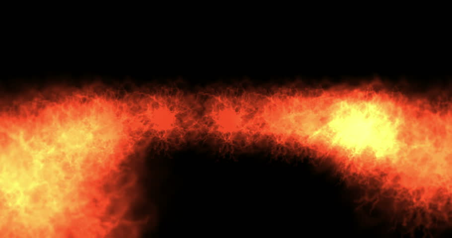 Digital Particle Animation of Fire