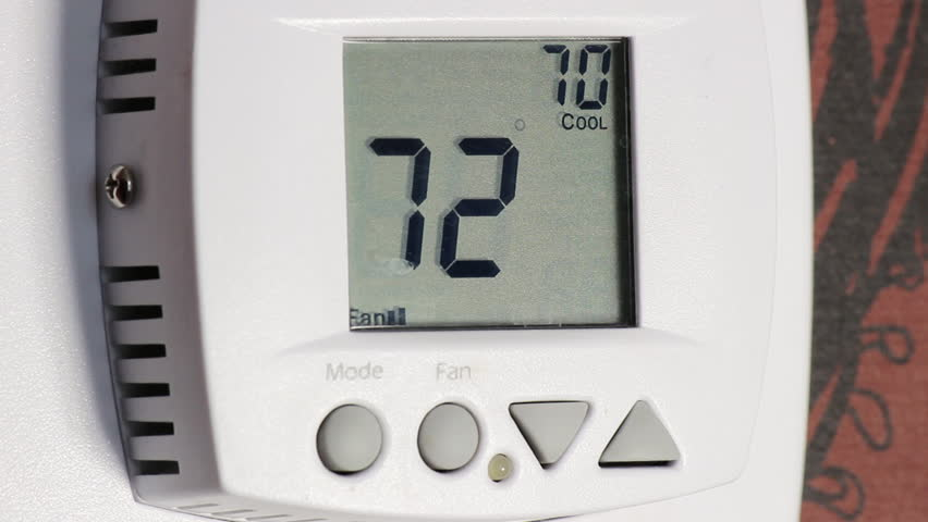 Air conditioner control | Shutterstock HD Video #2965003