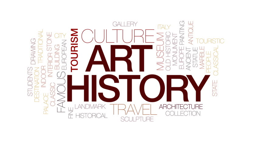 Art History Animated Word Cloud Stock Footage Video 100 Royalty Free 29734207 Shutterstock