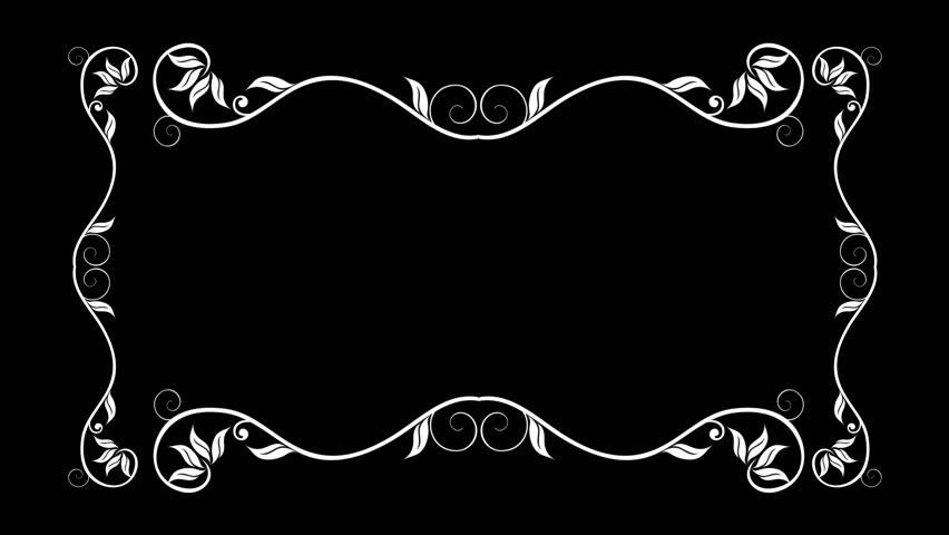 Открытка, картинки с надписями и черной рамкой оригинал