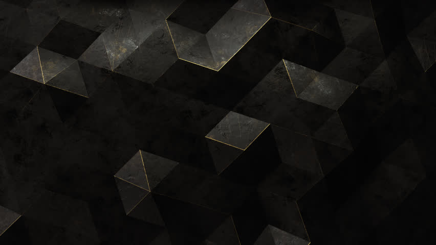 Polygonal abstract background