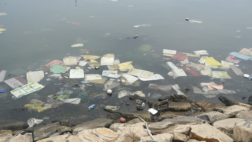 environment pollution and impure water