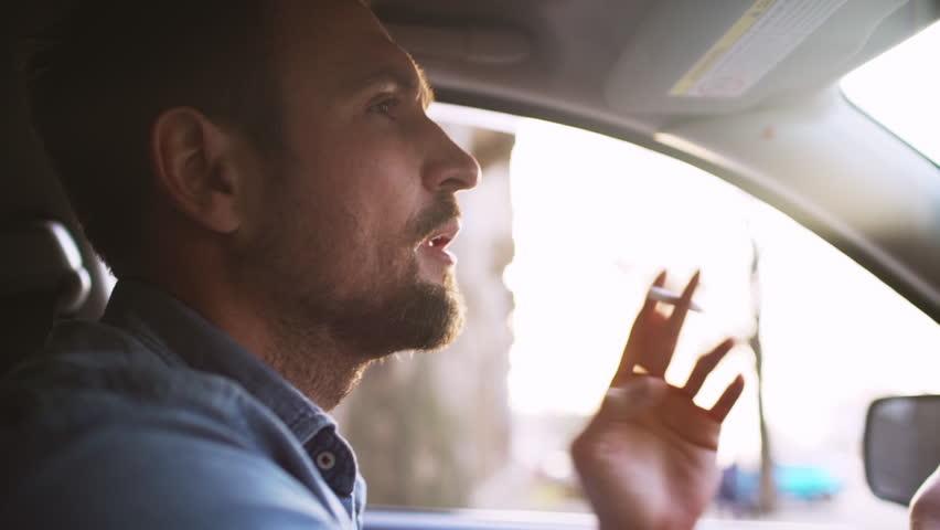 نتيجة بحث الصور عن Car - Smoking-man