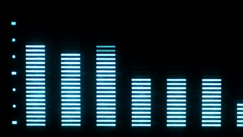 Music Graphic Equalisers and Audio Stock Footage Video (100% Royalty-free)  3010507 | Shutterstock