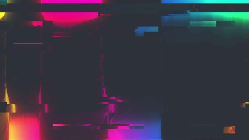 Abstract Digital Animation Pixel Noise Glitch Error Video Damage | Shutterstock HD Video #30165517