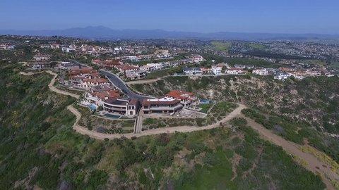 Orange County Real Estate Aerial.mov