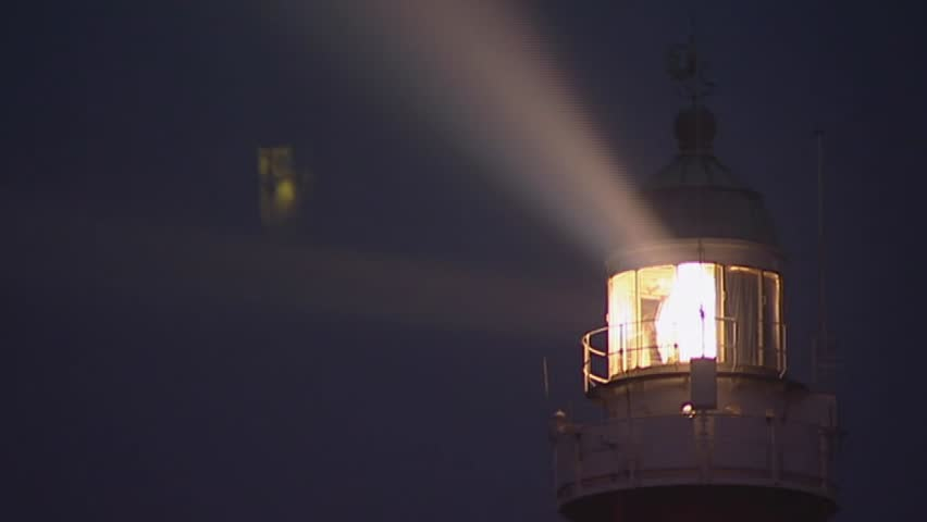 Lighthouse Scheveningen, the Netherlands.