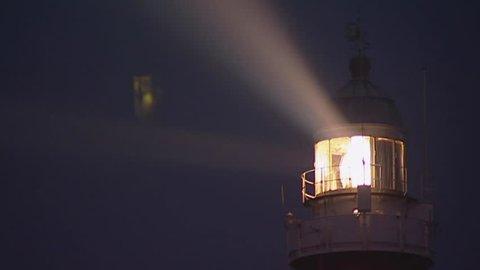 Lighthouse Scheveningen, the Netherlands.