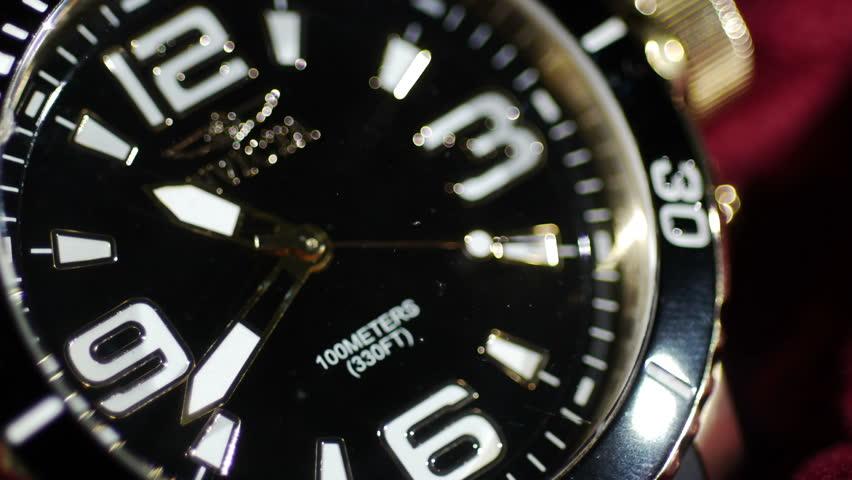 Wrist Watch Time-lapse