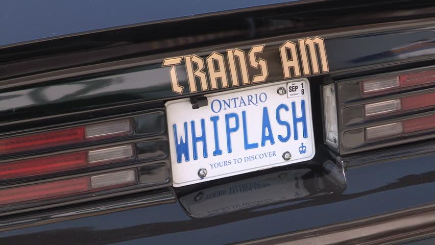 Header of whiplash