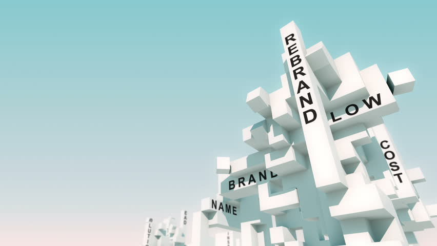 White Label Marketing Words Animated Stock Footage Video (100%  Royalty-free) 31018717 | Shutterstock