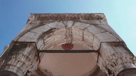Istanbul - Suleymaniye Mosque Hyperlapse